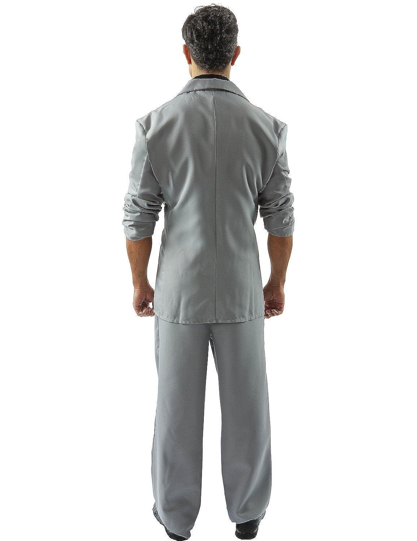 Amazon.com: Orion disfraces para hombre 80s Miami Vice Tubbs ...