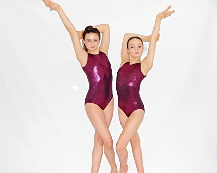 NEW Mystique Gymnastics Leotard Variety of colors