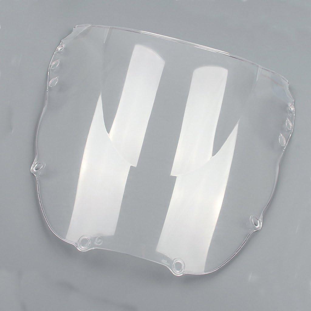 Clear Windshield WindScreen Double Bubble For CBR900RR CBR919RR 1998-1999