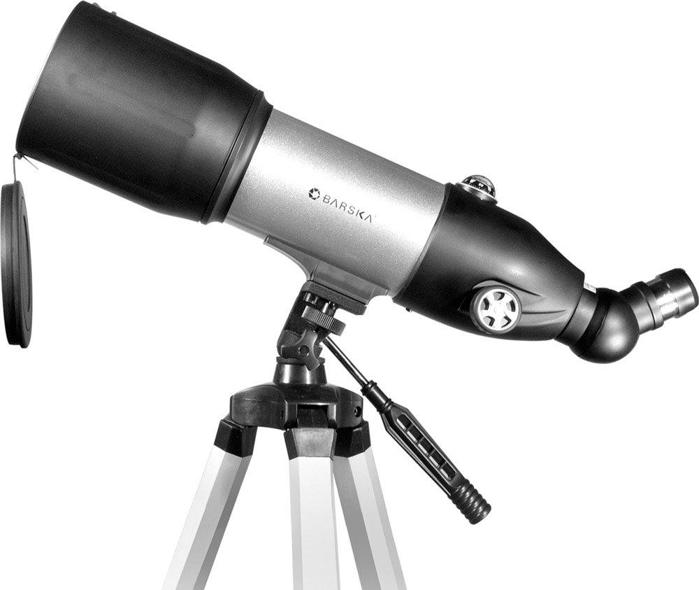 BARSKA 40080 Starwatcher Refractor Telescope by BARSKA