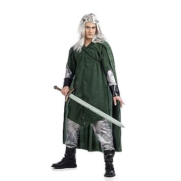 Limit COSTUMES Medieval Fantasy Elf Costume (X-Large Green)  sc 1 st  Amazon UK & Limit COSTUMES Medieval Fantasy Elf Costume (X-Large Green): Amazon ...