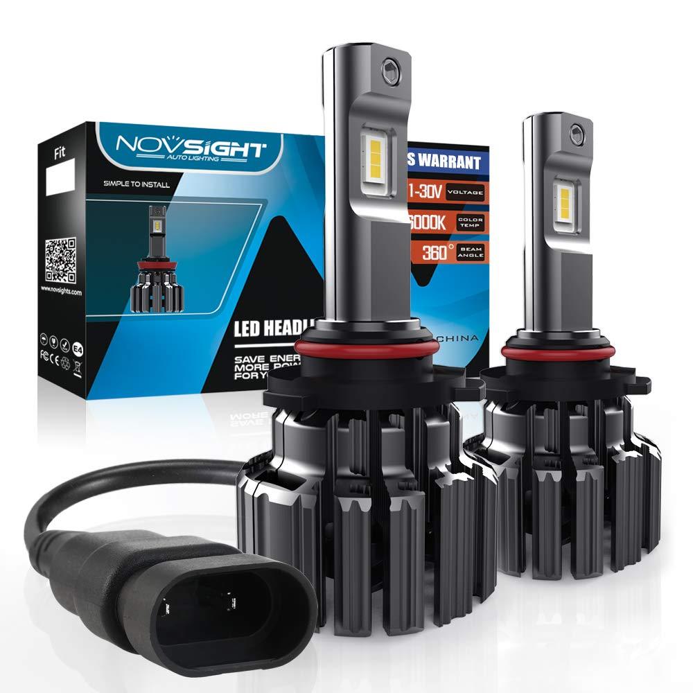 Honesty Auto Lights Led Hb3 9005 Bulbs 6000k 30w 12v Kit Spot Lighting 9005 Led Lampada Led For Car Led Hb3 360 Super Diode Headlamp Car Headlight Bulbs(led) Car Lights
