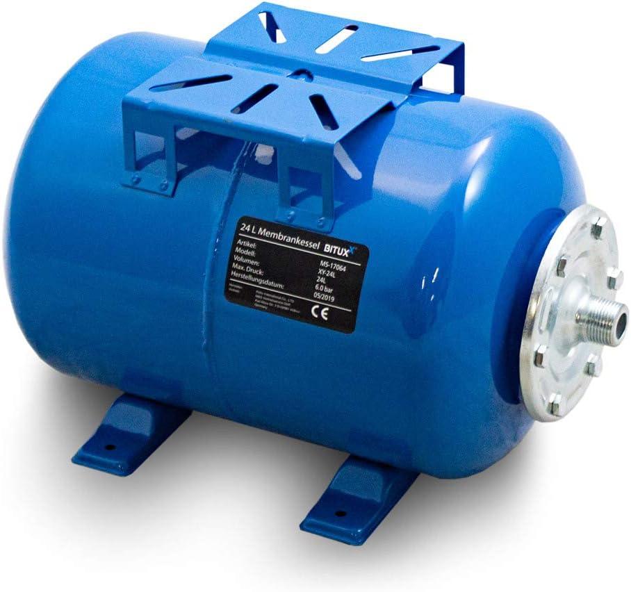 MwSt. Membrankessel 24l für Hauswasserwerk HWW Rechnung inkl