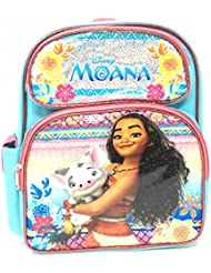 Disney Moana 12in Toddler Small Girls backpack
