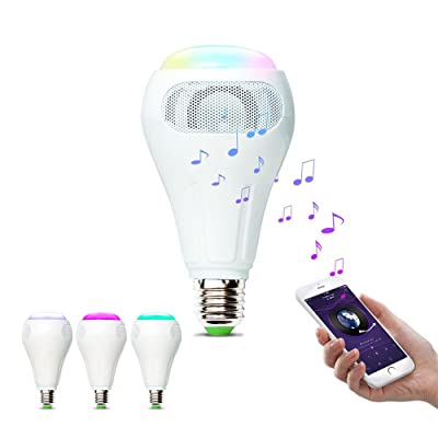 900lm Wifi Contrôle E27 Ampoule Ihomma W Rgbww Smart Musique 12 3jq5LAR4
