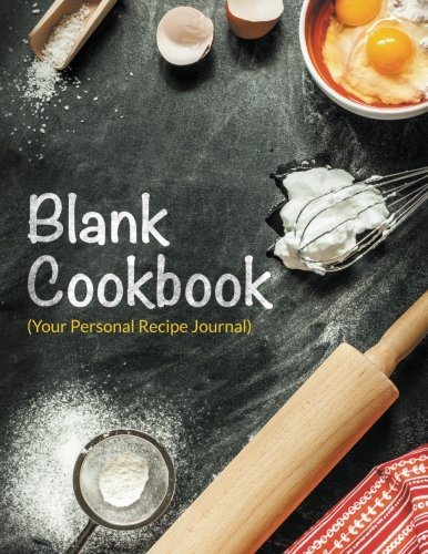 Blank Cookbook (Your Personal Recipe Journal) PDF