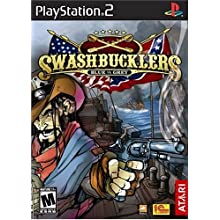 Swashbucklers - PlayStation 2