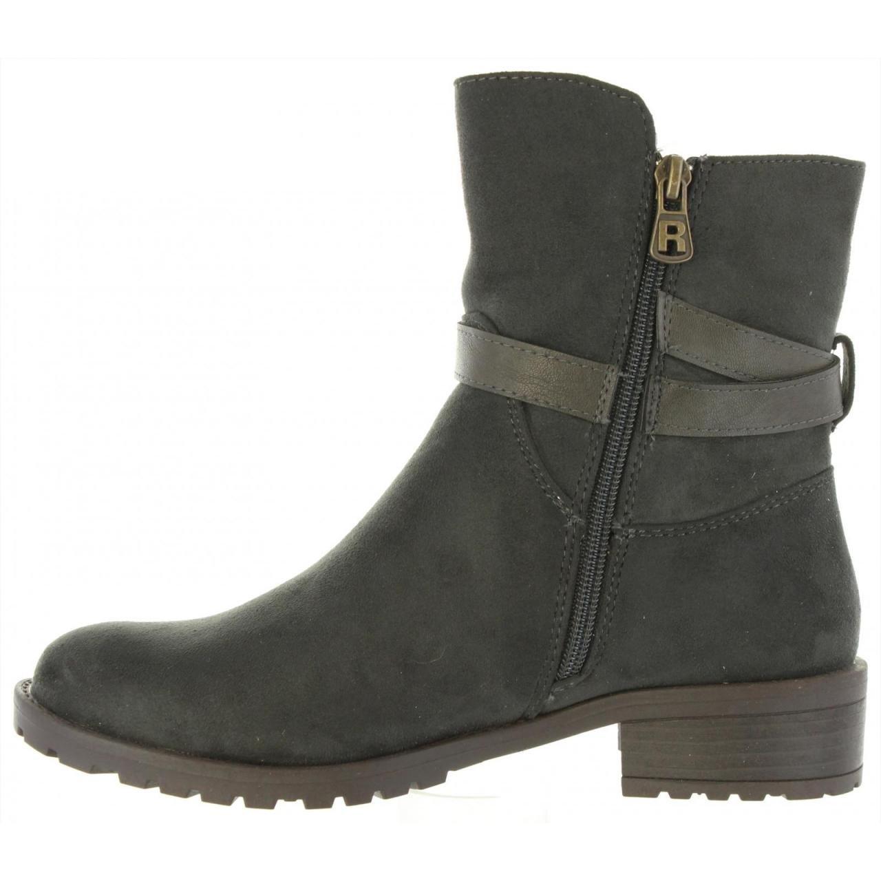 Refresh Stiefel für 63710 Damen 63710 für GRIS - 564e1a