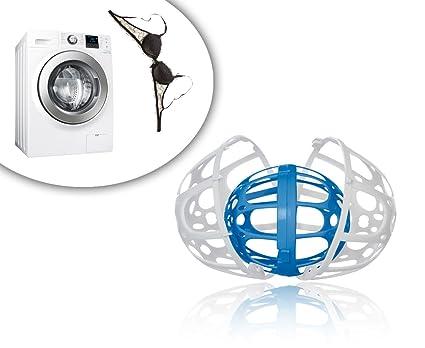 Bola de protección 2en1 para la ropa interior en lavados de la lavadora 748005 - Azul