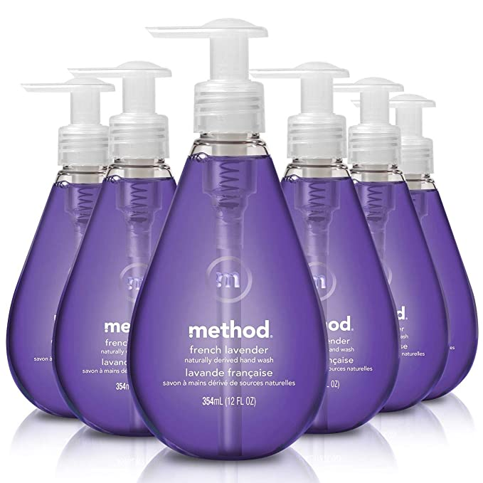 Method French Lavender Gel Hand Wash   Amazon