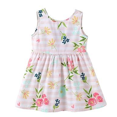10373a0eda8b6 Posmant 子供服 子供ドレス 韓国 女の子 スカート 夏 ファッション ミニスカート 赤ちゃん服 ガールズ キュート