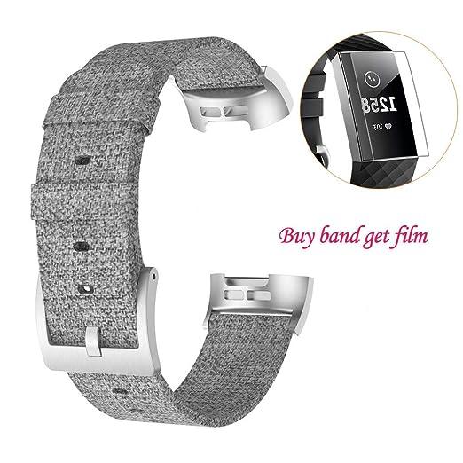 Amazon com: ❤️MChoice❤️Replacement Woven Canvas Fabric Watch