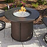 Outdoor Greatroom Stonefire 32 in. Round Fire Pit Table