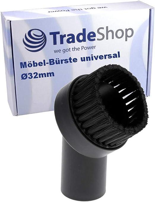 Cepillo universal para muebles de 32 mm para tubos de aspiradora Kärcher NT 30/1 Tact