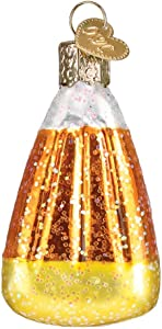 Old World Christmas Hanging Tree Ornament, Candy Corn