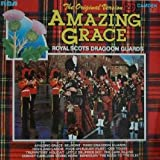 ROYAL SCOTS DRAGOON GUARDS Amazing Grace vinyl LP