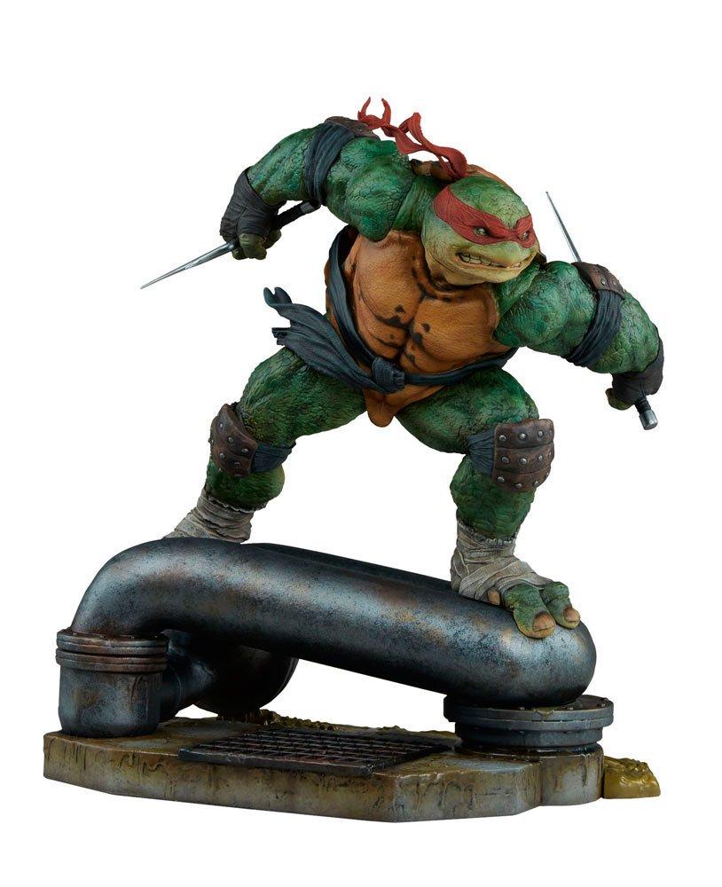 Sideshow - Las Tortugas Ninja Raphael Figura, 747720234079 ...