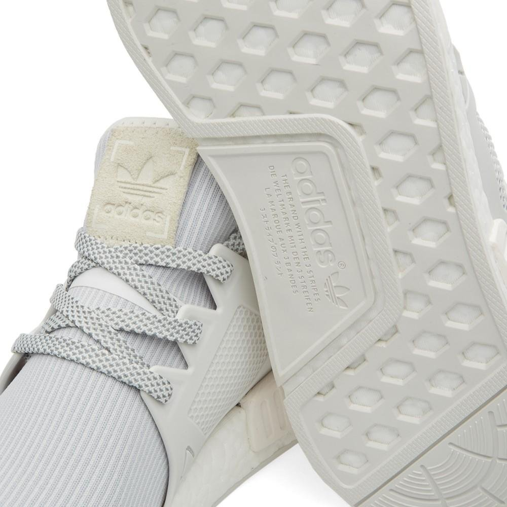 3b20ff3fb Amazon.com  adidas NMD XR1 W Triple White BB3684 US Women Size 9.5  (0889765418189)  Books