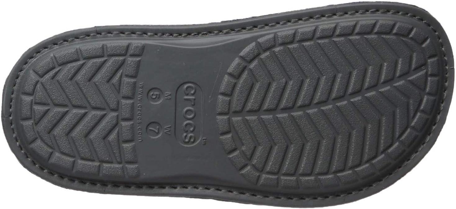 crocs Unisex-Erwachsene Classic Convertible Slipper Hohe Hausschuhe