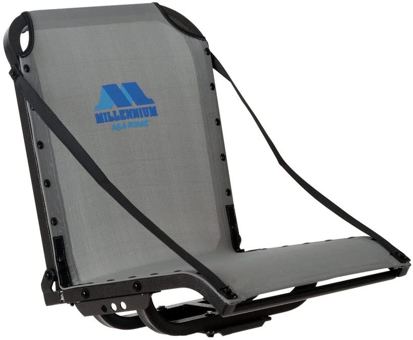 Amazon Com Millennium Marine B100 Boat Seat For Fishermen Sports Outdoors