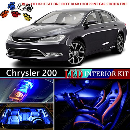 All chrysler 200 parts price compare for 2016 chrysler 200 interior lights