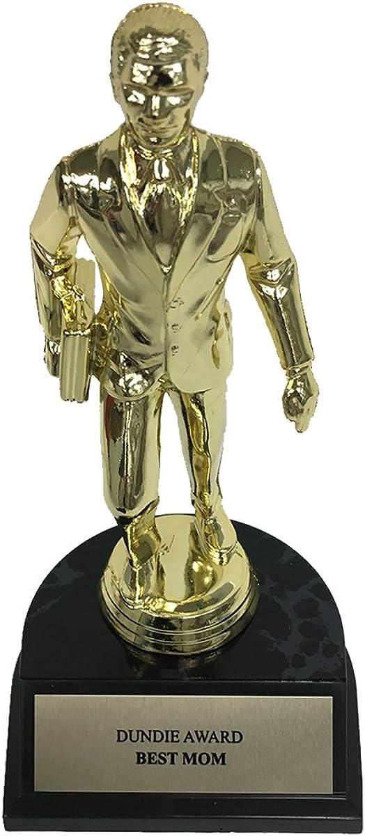 Best Mom Dundie Award Trophy The Office Dundee Dunder Mifflin Meredith Palmer