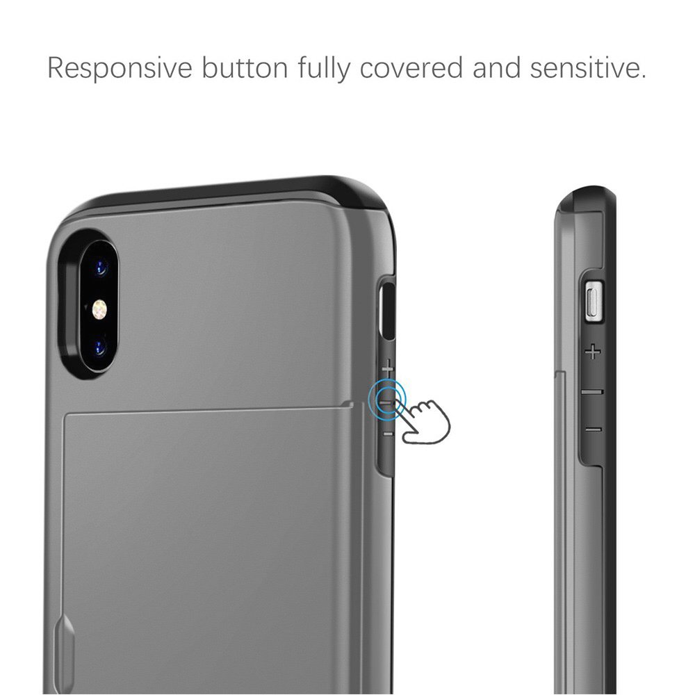 Jack Armour Vatsas 360 Degree Protective Cover Case For Iphone Xr Spigen Anti Shock With Card Slot Slim Armor Cs Casing Black Electronics