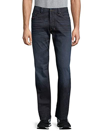d4da02ef Amazon.com: Diesel Men's Larkee Regular Straight Leg Jean R823I WASH ...
