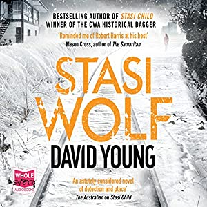Stasi Wolf Hörbuch