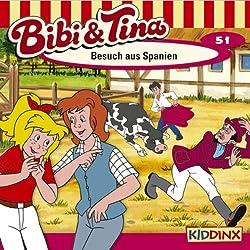 Besuch aus Spanien (Bibi und Tina 51)