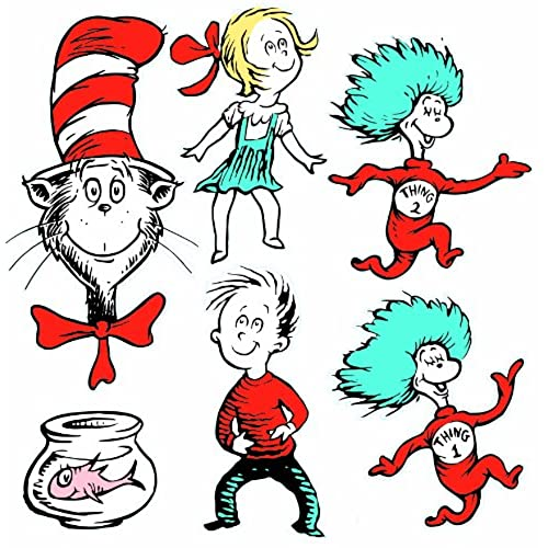 What does dr seuss look like
