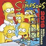 The Simpsons Wall Calendar (2016)
