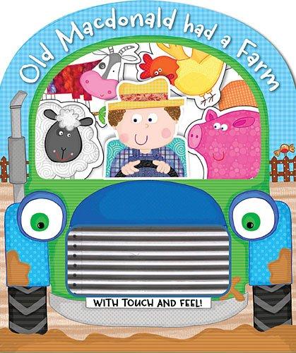 Old Macdonald Had a Farm (Touch and Feel) pdf epub