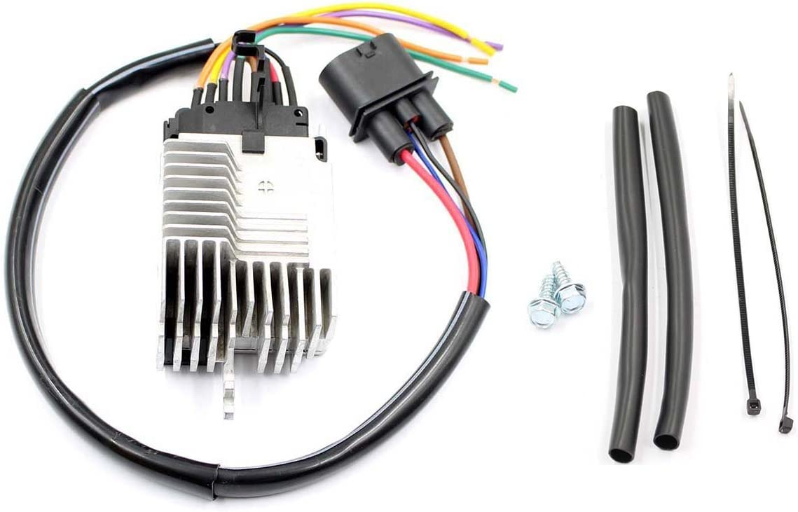 GooDeal Radiator Cooling Fan Control Module 8E095-9501AG fit Audi A4 Quattro A4