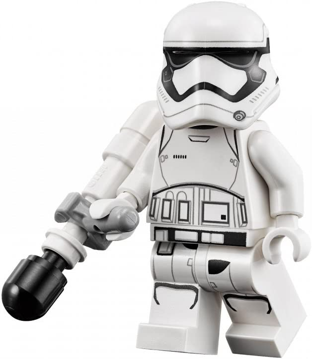 LEGO Star Wars: The Force Awakens - TR-8R First Order Stormtrooper with Shock Baton