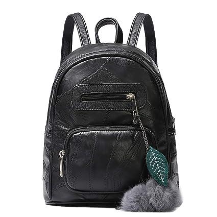 de7df0a4bd3 Amazon.com : Sinzelimin Girl's School Rucksack College Bookbag Lady ...
