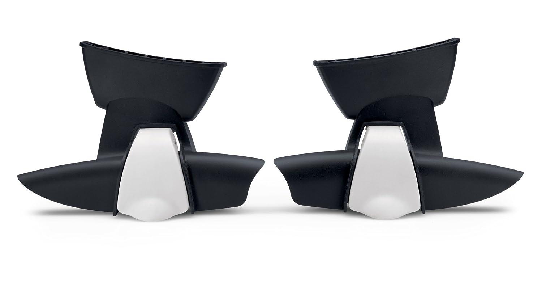 Bugaboo bee-adattatore for auto-römer Britax Seat: Black/White 85510BX01