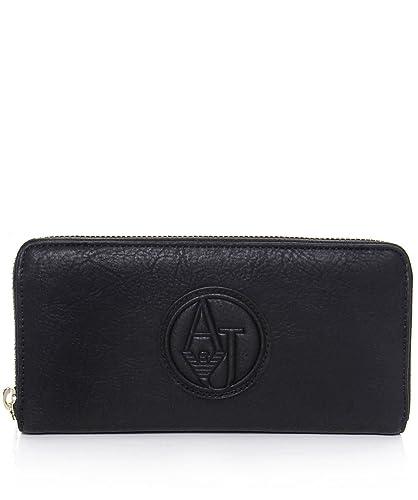 deb8d844761 Emporio Armani Armani Jeans Femmes Sac à main en faux cuir Noir ...