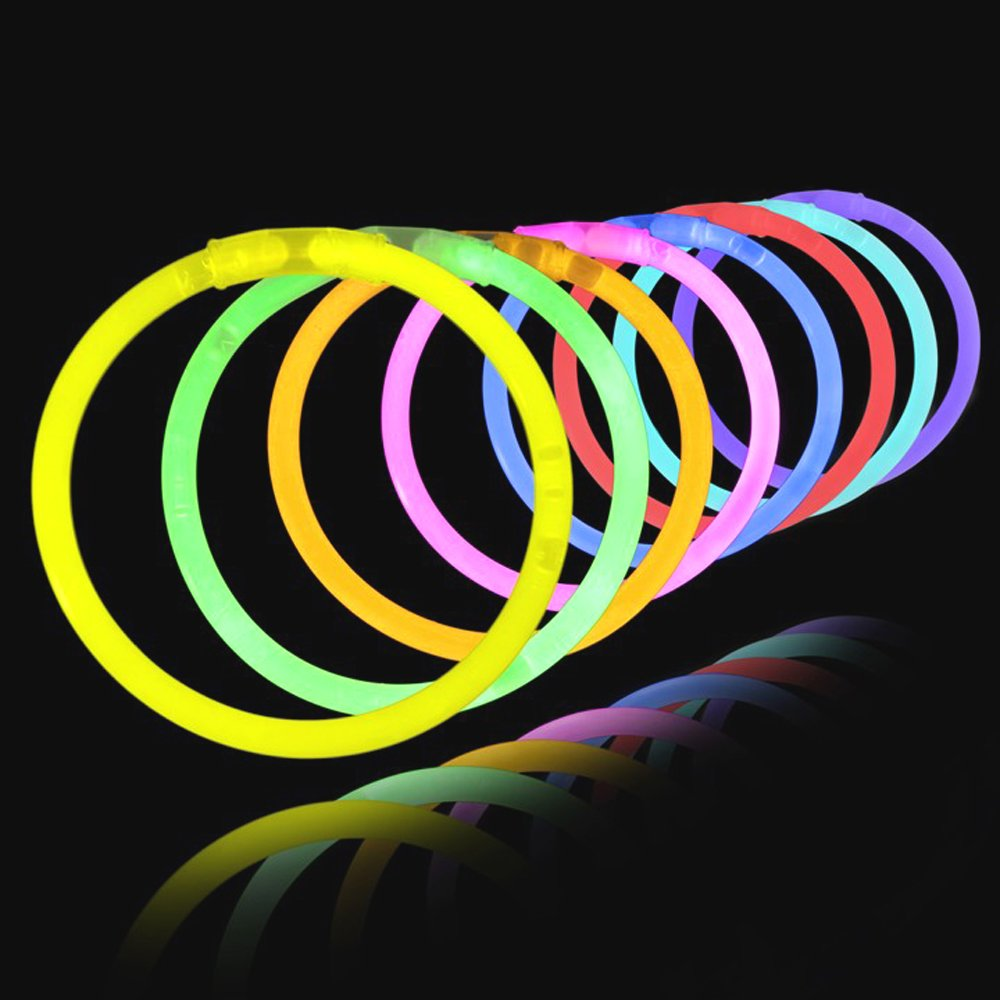 glow gweb bands glasses novelties wholesale sticks regular bracelets glowtopia inch