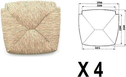 Sedie Da Cucina Impagliate.Sedute Impagliate Mod 1212 Venezia Ricambi Per Sedie Set Di 4