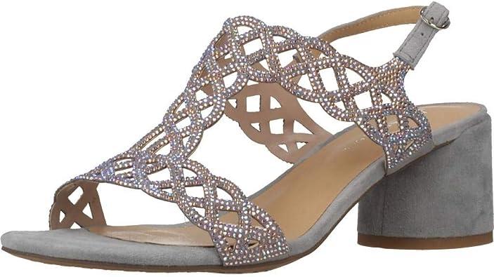 tribu Revocación Opcional  Sandalias de Vestir para Mujer, Color Azul, Marca ALMA EN PENA, Modelo  Sandalias De Vestir para Mujer ALMA EN PENA V19702 Azul: Amazon.es: Zapatos  y complementos