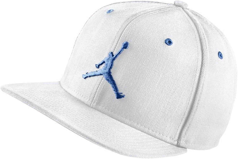 Nike Air Jordan Jumpman Snapback Sombrero - 619360-101, Blanco ...