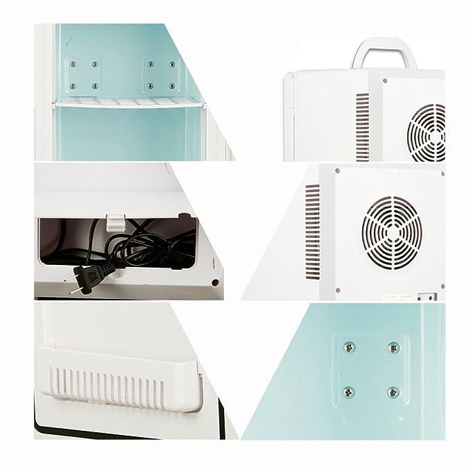 YZY-Refrigerador de coche 20L Mini Nevera Congelador Caja De ...