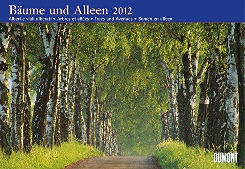 Bäume und Alleen Kalender 2012 Best of DuMont