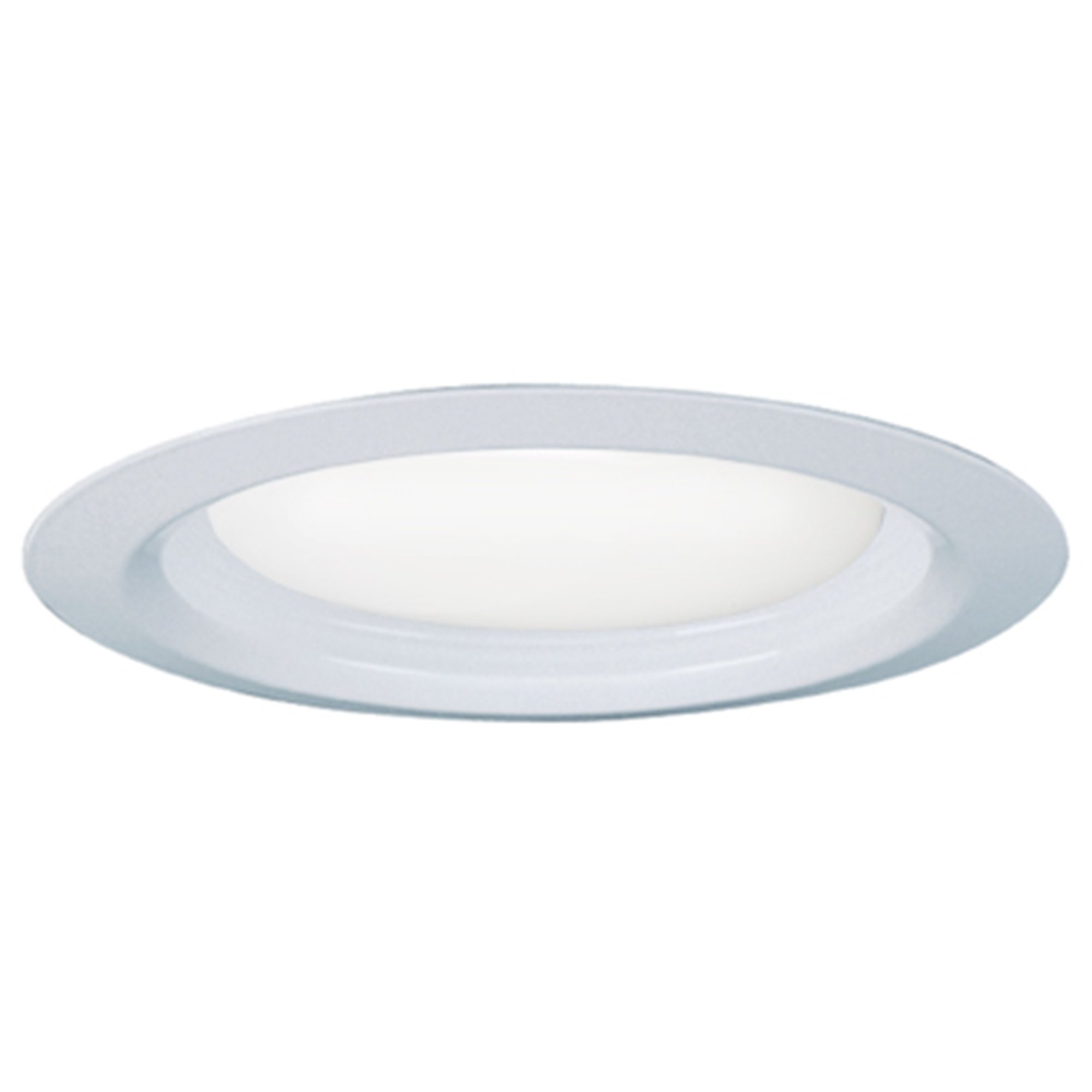 Lithonia Lighting LK7B2MW BR30 LED M6 6-Inch Matte White Recessed Downlighting