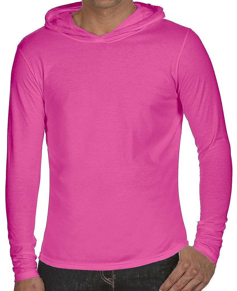Yoga Clothing For You Mens Premium Hoodie Tee Shirt ALPHA4900
