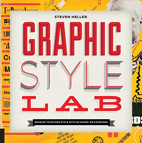 - Graphic Style Lab: Develop Your Own Style with 50 Hands-On Exercises (Playing)