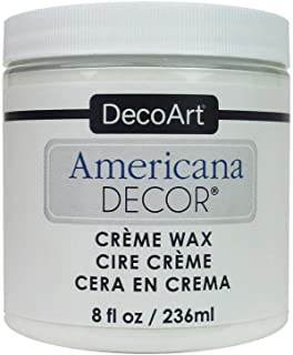 product image for DecoArt AmerDecorCremeWax Americana Decor Creme Wax 8oz White