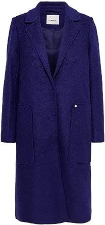 Only Onlstacy Long Wool Coat CC Otw Abrigo para Mujer