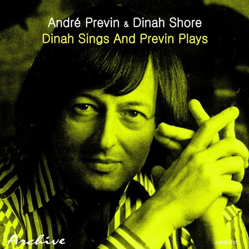 Dinah Sings And Previn Plays
